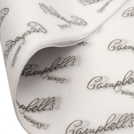 Papel de Seda Personalizado 20g/m - Tamanho 50 x 70 - Linha paper 2047  - Litex Embalagens