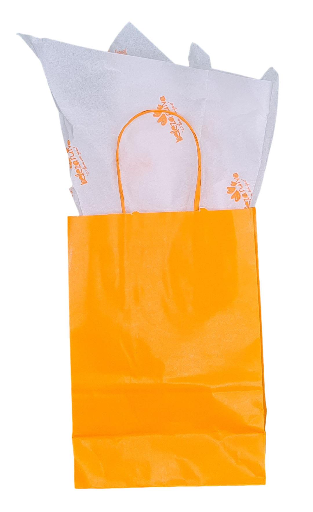 Papel de Seda Personalizado 20g/m - Tamanho 50 x 70 - Linha paper 395  - Litex Embalagens