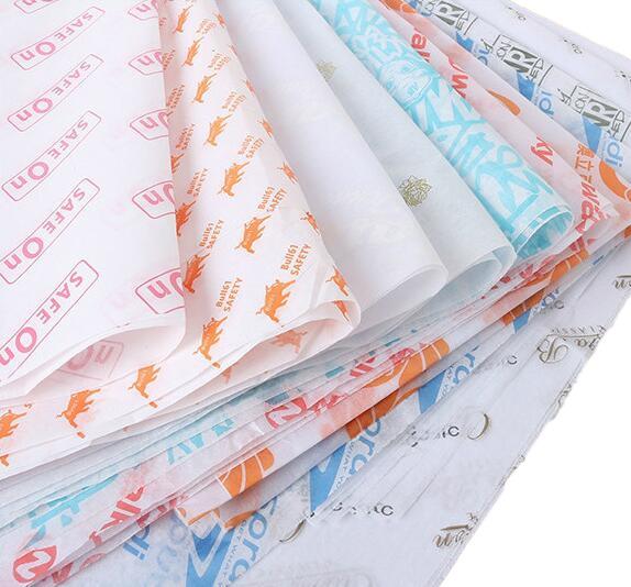 Papel de Seda 35g/m 49x69 Personalização Pantone 1 Cor  - Litex Embalagens