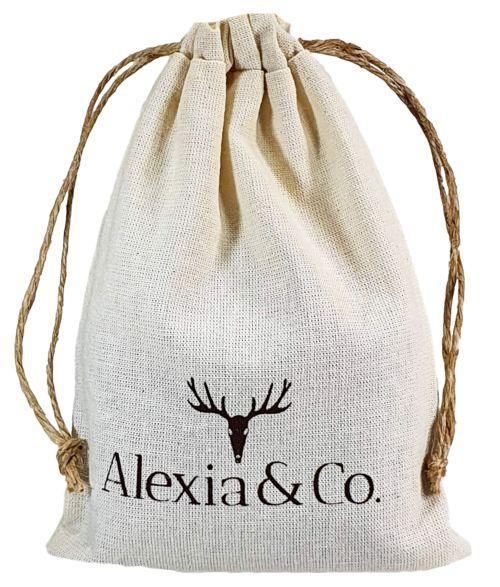 Saquinho de algodão 06 x 08 -  impressão em serigrafia   - Linha Classic  4307  - Litex Embalagens