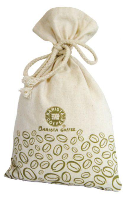 Saquinho de algodão 15 x 20 - personalizado em serigrafia 1 cor - Linha Classic 7102  - Litex Embalagens