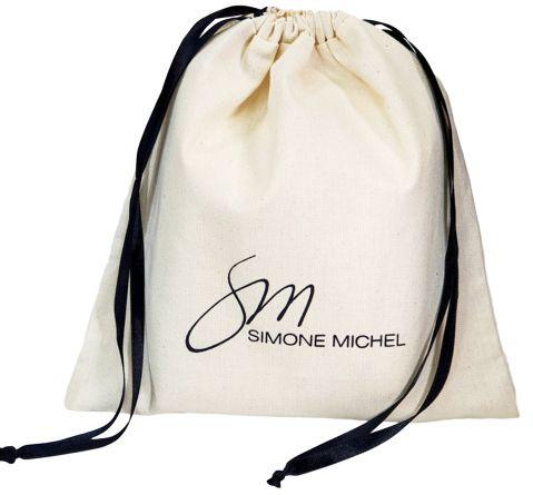 Saquinho de algodão  personalizado 25x25 - impressão em serigrafia  -  Linha Classic 4371  - Litex Embalagens