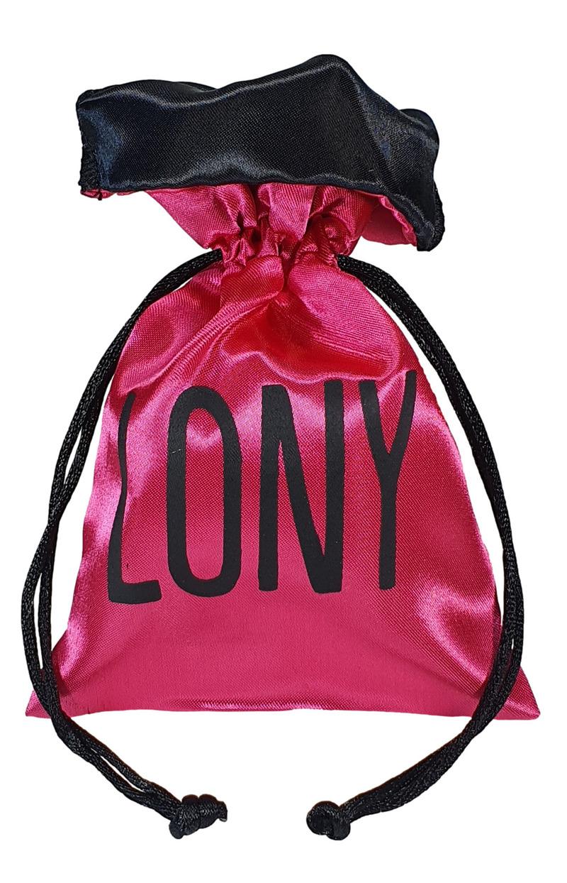 Saquinho de cetim  10 x 15 - borda dupla colorida - impressão colorida -  Linha Luxo 7034  - Litex Embalagens