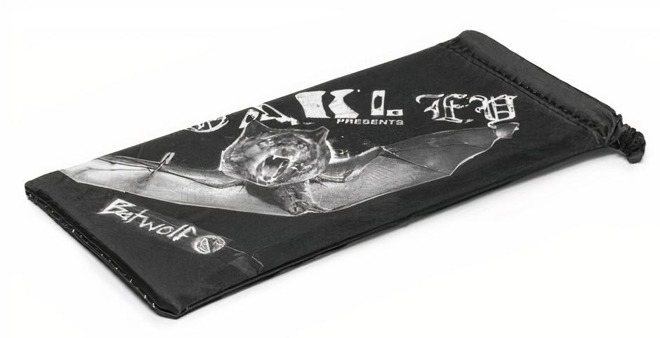 Saquinho de microfibra para óculos 10x20 - Impressão colorida total - Linha Cristal  1662  - Litex Embalagens