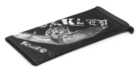 Saquinho de microfibra para óculos 10x20 - Impressão digital total - Linha Cristal  1662  - Litex Embalagens