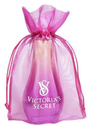 Saquinho de organza  personalizada para perfumes - Tamanho 12 x 18 - Impressão power filme - Linha Classic 2414  - Litex Embalagens