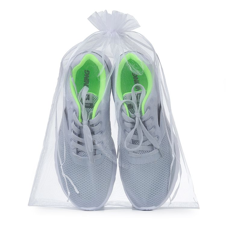 Saquinho de Organza para sapato - Tamanho  30x40 - sem impressão - Linha Classic  1704  - Litex Embalagens