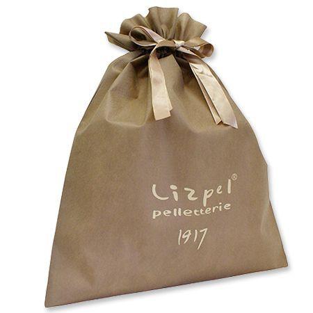 Saquinho de tnt 60 personalizado - Tamanho  25 x 35 - Impressão da logomarca em serigrafia -  Linha classic 1455  - Litex Embalagens