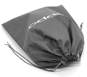 Saquinho de tnt para sapato - Tamanho  30 x 40 - personalizado em serigrafia -  Linha classic 1484  - Litex Embalagens