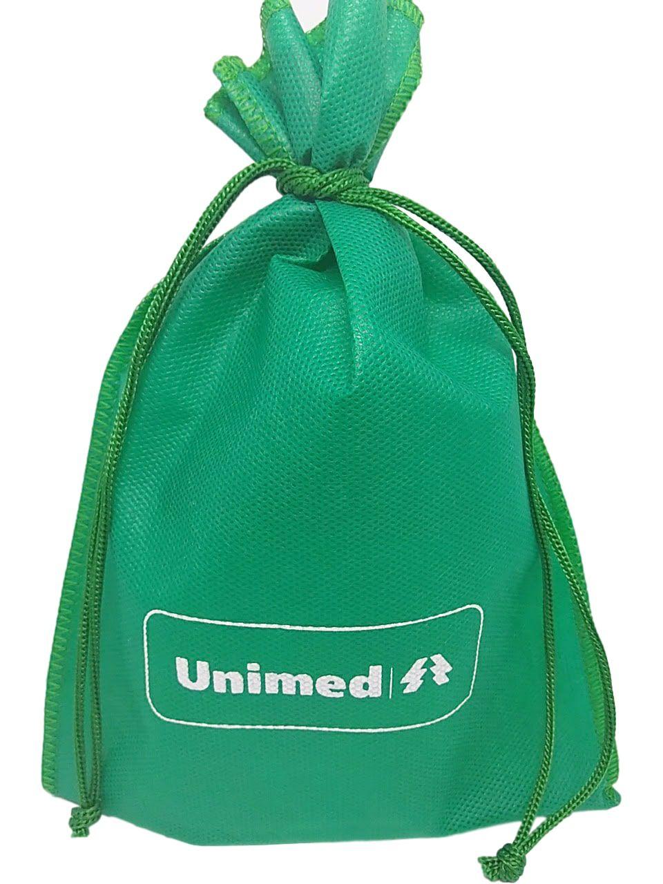Saquinho de tnt personalizado para anel  - Tamanho 06 x 08 - impressão em serigrafia - inha Classic 7056  - Litex Embalagens