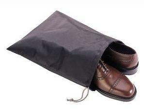 Saquinho de tnt para sapato 30x40 - Sem impressão - Linha Classic 1433  - Litex Embalagens