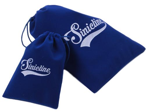 Saquinho de veludo personalizado para berloques - 08x12 -  impressão serigrafia -  Linha Classic 1120  - Litex Embalagens