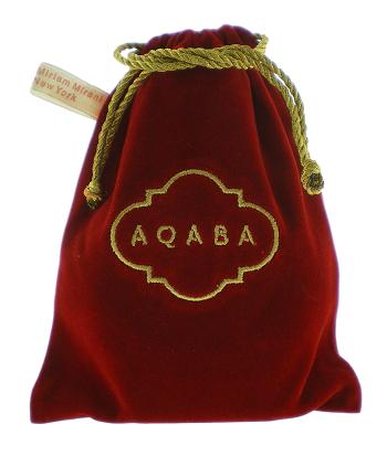 Saquinho de veludo  para carteira - 15 x 20 - logomarca bordada  com linhas de seda - etiqueta lateral -  Linha Classic  7154  - Litex Embalagens