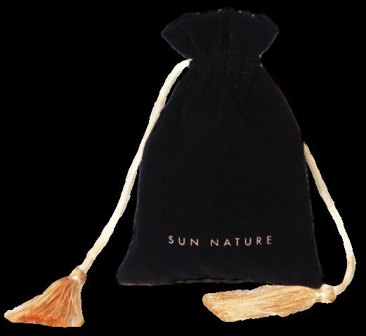Saquinho de Veludo personalizado  para lingerie - 15x20 -  impressão em serigrafia  -   Linha Luxo 1054  - Litex Embalagens