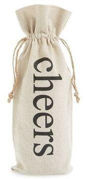 Saquinho para garrafa de algodão 18x40 - personalização em serigrafia - Linha Classic 1801  - Litex Embalagens
