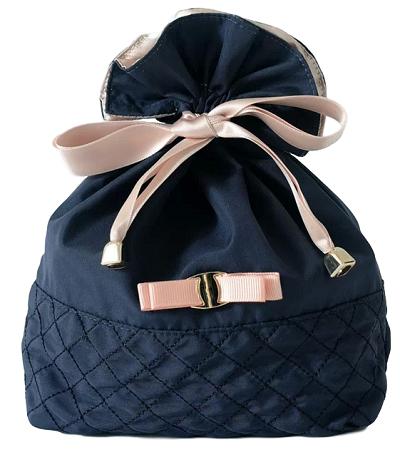 Tafetá de seda com base de matelassê  20x30 - Linha Premium 7461  - Litex Embalagens