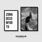 Composição Decorativa | Composição Zona de Conforto
