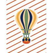 Quadro Decorativo | Arte Balão de Gás
