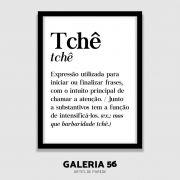 Quadro Decorativo | Arte Definição de Tchê