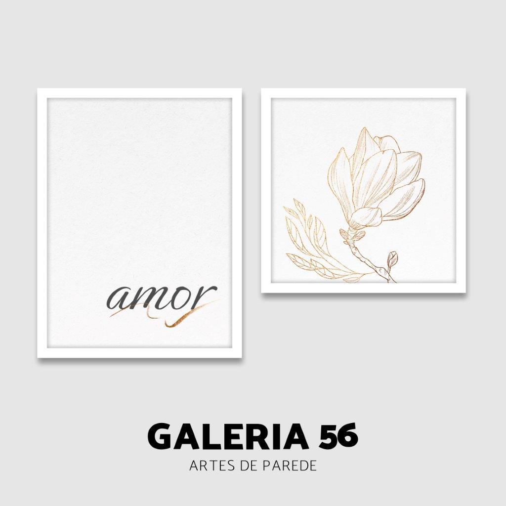 Composição Decorativa | Composição Amor