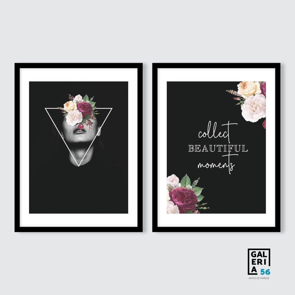 Composição Decorativa | Composição Arte Collect Moments
