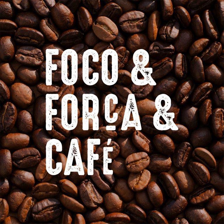 Quadro Decorativo | Arte Foco, Força e Café