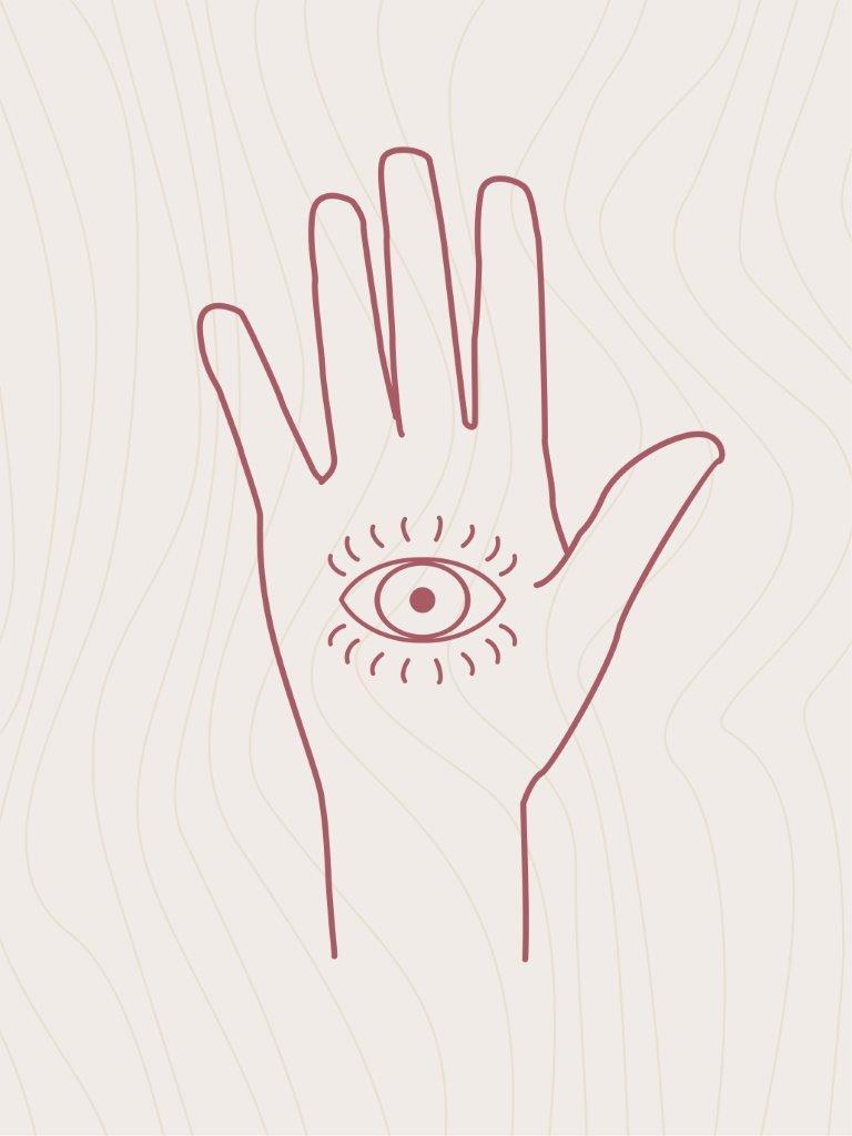 Quadro Decorativo   Arte Mão de Fátima