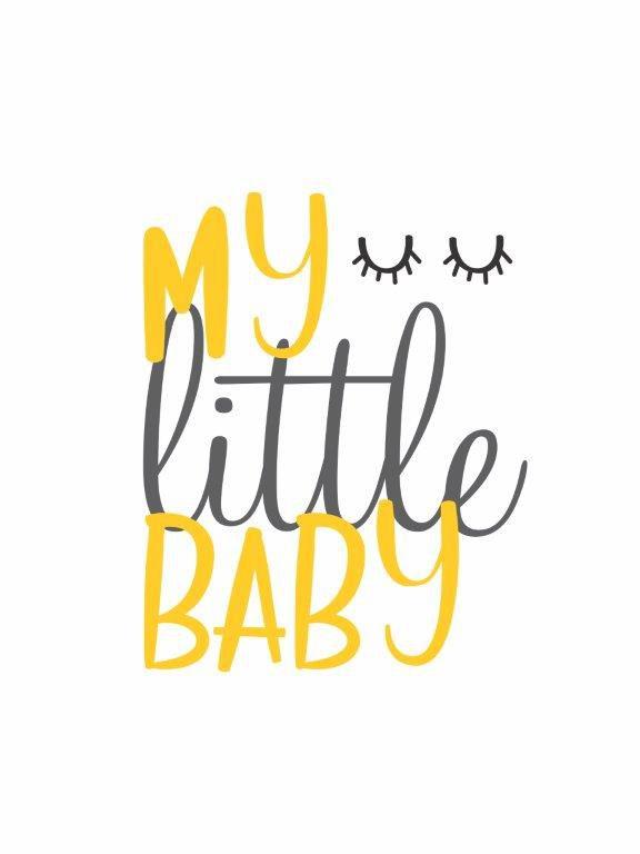 Quadro Decorativo | Arte My Little Baby