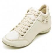 Bota Clube do Sapato de Franca Top Confort 2 Fivela Nude
