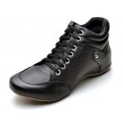 Bota Sport Clube do Sapato de Franca Top Confort Preta