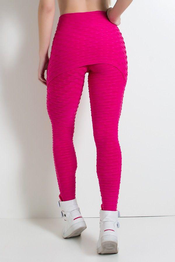 f5e35861d Calça Saia Tecido Bolha - NetStore - Fashion
