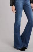 Calça Jeans Flare - feminina