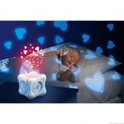 Mobile Para Berço Rainbow Cubo Bebê Azul - Chicco