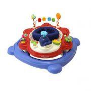 Andador de Bebê e Centro Atividades 4 em 1 Funny - Galzerano