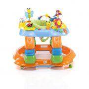 Andador de Bebê Musical Colorido Melody Garden Safety 1st