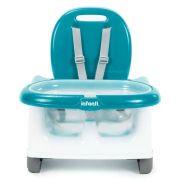 Cadeira Alimentação Bebê Portátil Dobrável Mila Azul Infanti