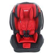 Cadeira Auto Bebê Reclinável Cockpit Infanti Vermelha 9 a 36 Kg