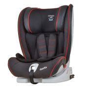 Cadeira Strada Isofix 9-36kg Black Red Line - Burigotto