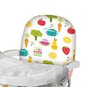 Cadeira de Alimentação Portátil Bebê Frutinhas - Multikids
