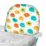 Cadeira de Alimentação Portátil Bebê Monstrinhos Multikids