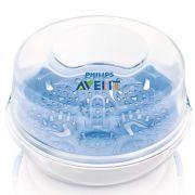 Esterilizador de Mamadeiras Vapor Microondas Philips Avent