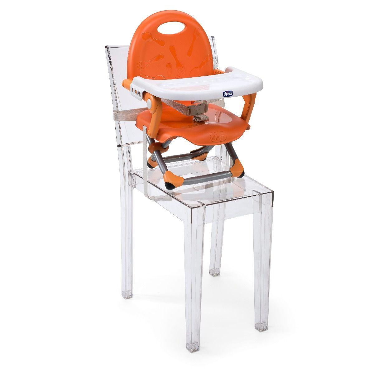 Cadeira Alimentação Bebê Pocket Snack Dobrável 15kg - Chicco