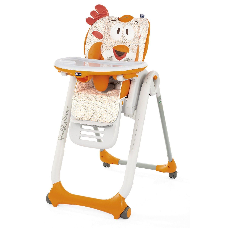 Cadeira Alimentação Polly 2 Start Chicken - Chicco