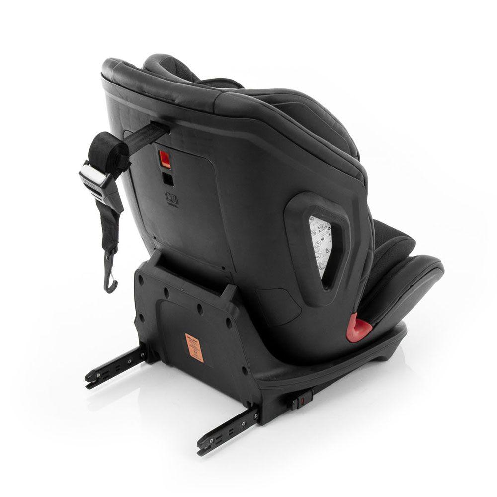 Cadeira Auto Reclinável Cockpit Isofix Preto 9-36kg Infanti