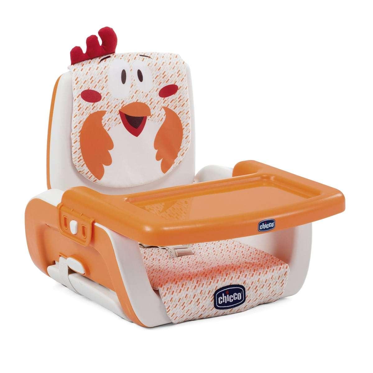 Cadeirinha Alimentação Bebê Portátil Mode Chicken - Chicco