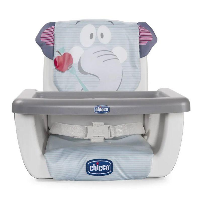 Cadeirinha Alimentação Bebê Portátil Mode Elephant Chicco