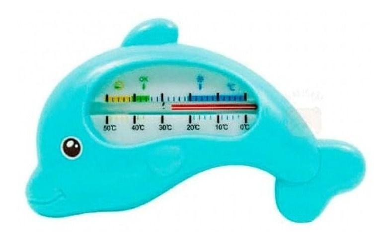 Termômetro de Banho Golfinho - Buba Baby