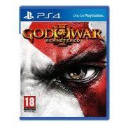 Game - God of War III Remasterizado - PS4