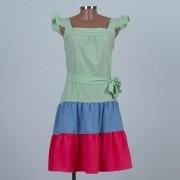 Vestido Amora 3 Cores Curto