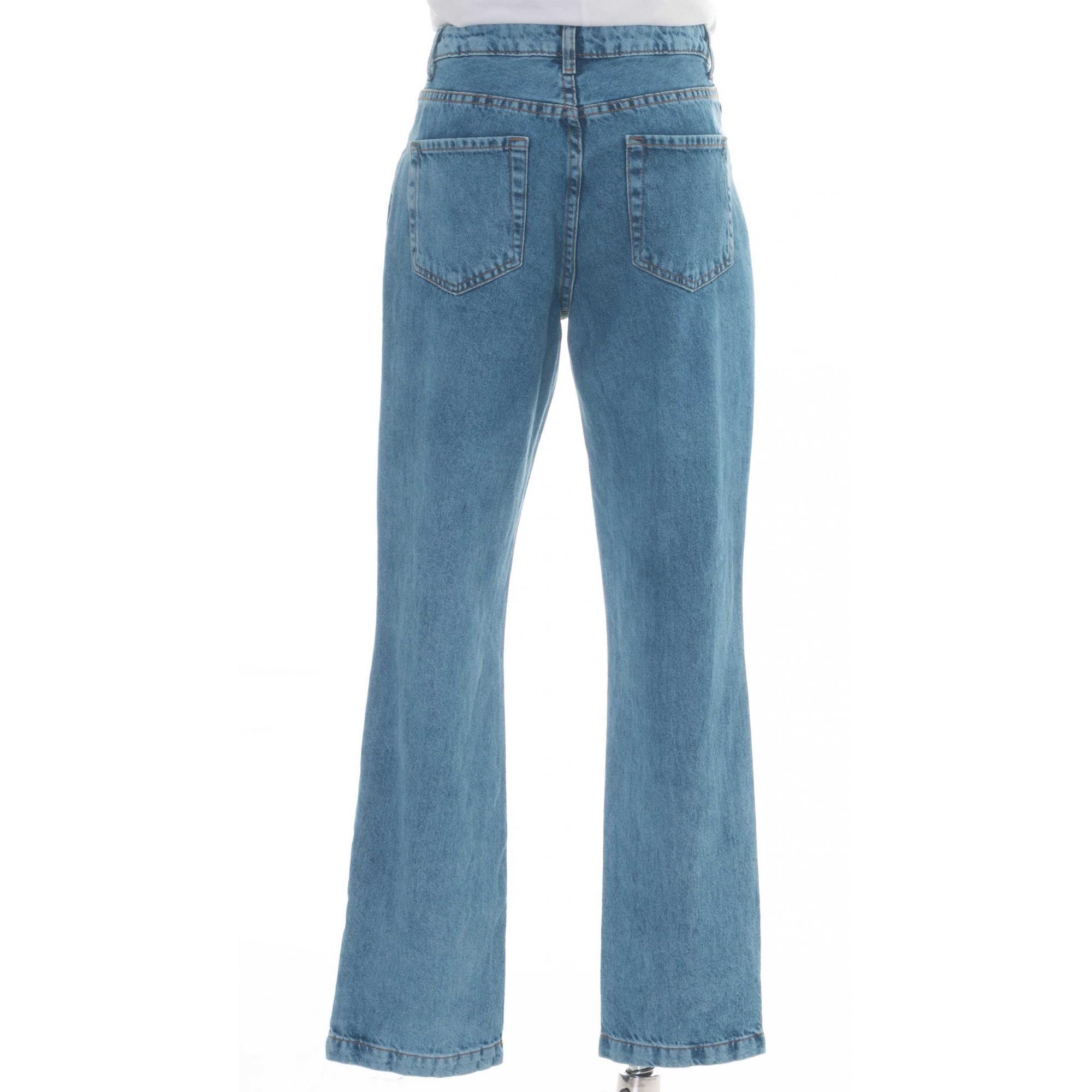 Calça Mom Jeans Baby